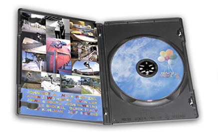 DVD Case Duplication